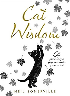 Cat Wisdom by Neil Somerville book cover