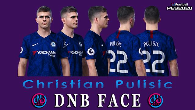 PES2020 Face