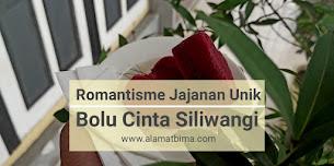 Romantisme Jajanan Unik: Bolu Cinta Siliwangi