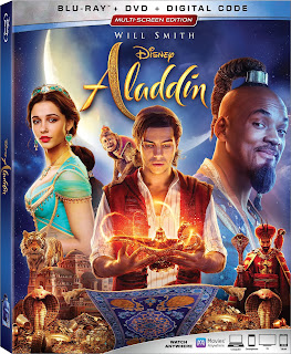 Blu-ray Review: Aladdin (2019)