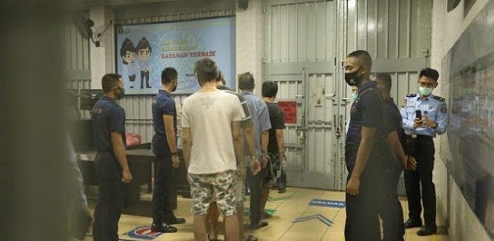 Puluhan Napi Narkoba Lapas Tangerang Dipindahkan Ke Lapas Super Maximum Security, Ada Apa?