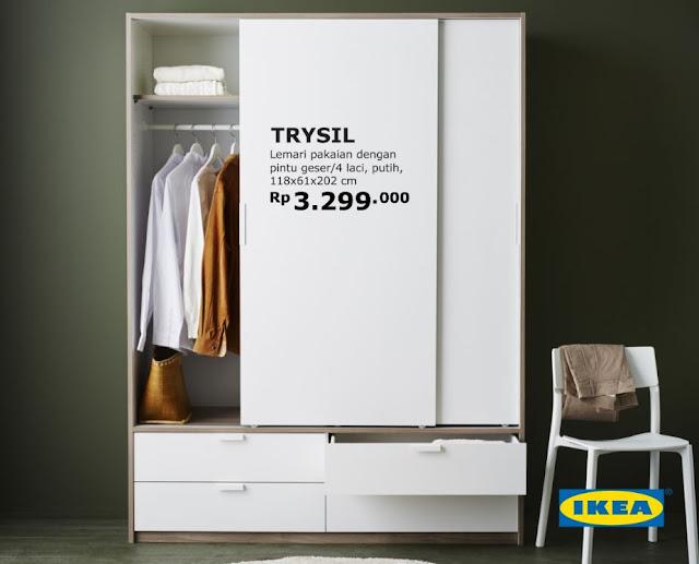 Furniture Dengan Desain Modern dari IKEA