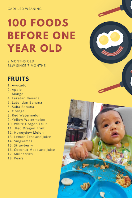 Baby-led Weaning Philippines