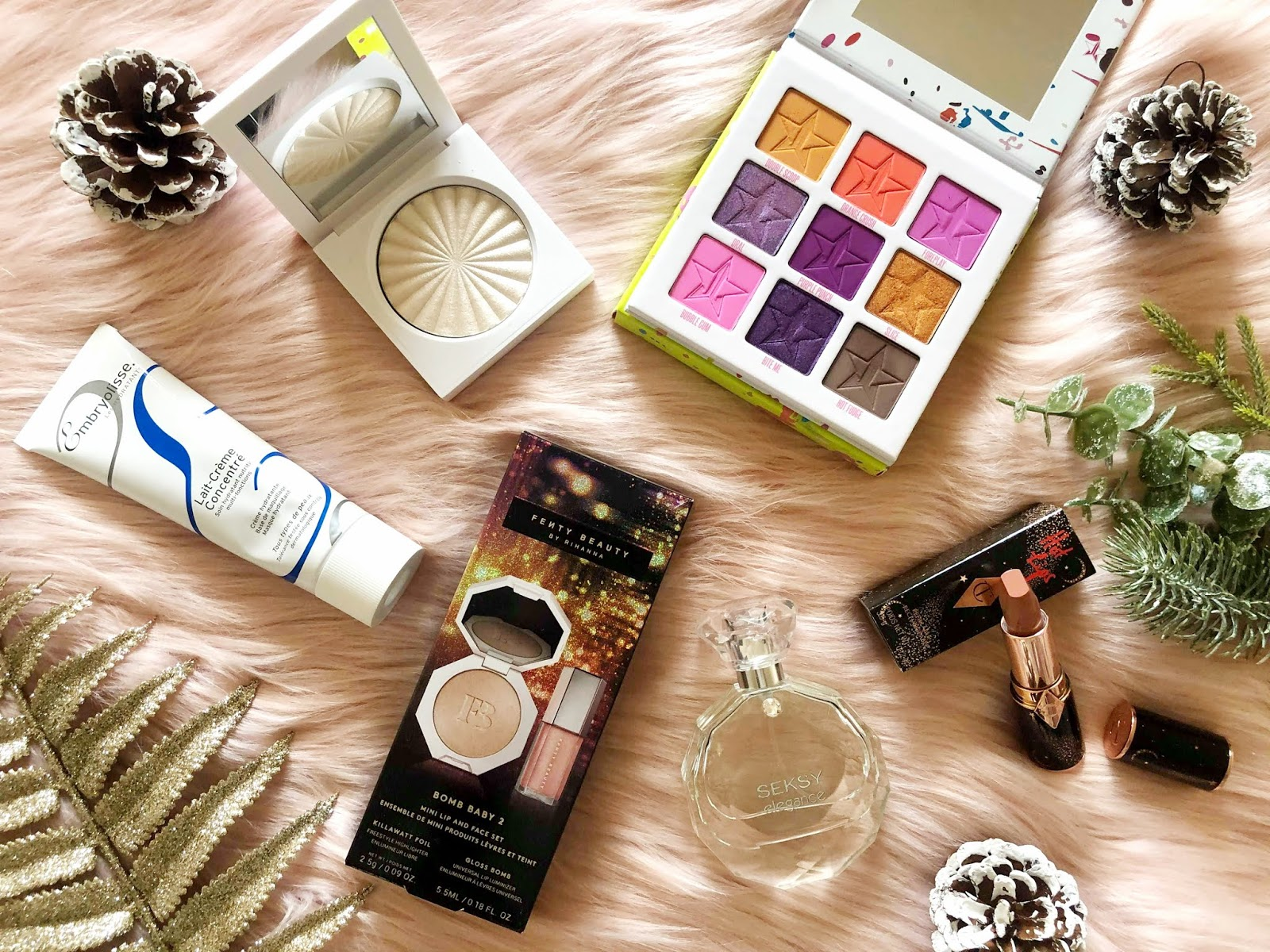 Beauty Christmas Gift Guide for Her 2019