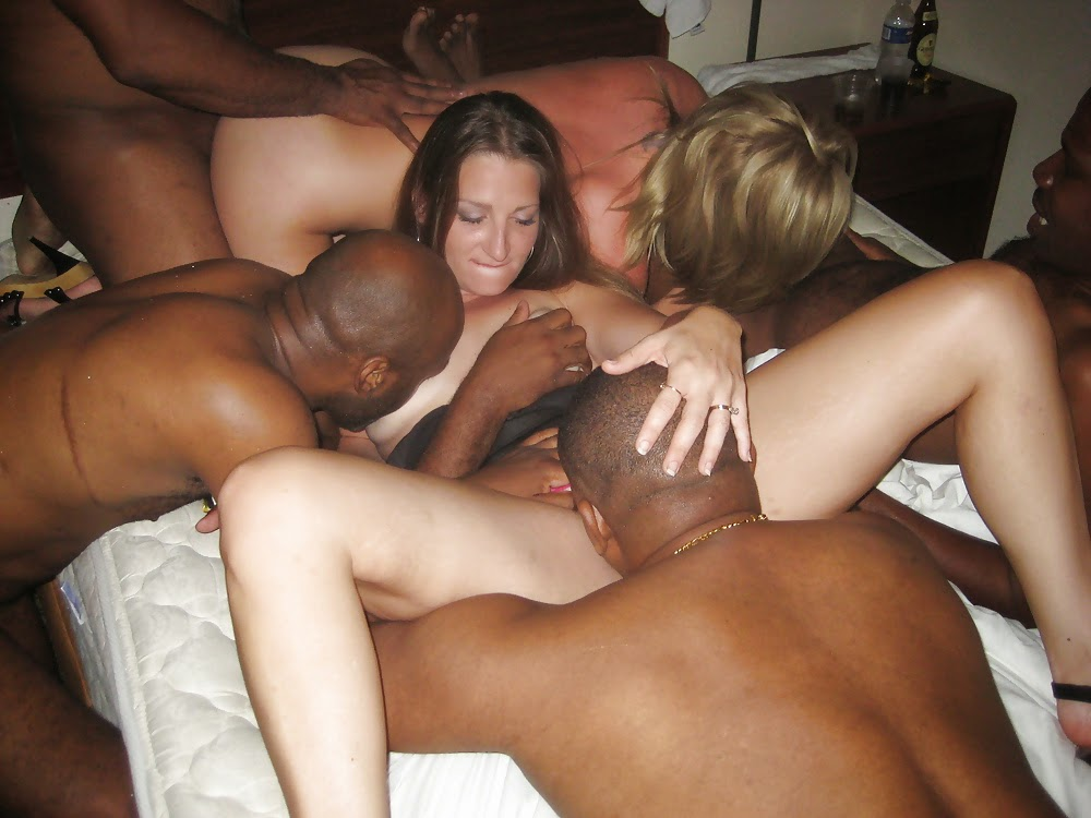Mandingo sex party