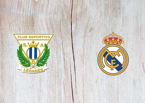 Leganes vs Real Madrid Full Match & Highlights 19 July 2020