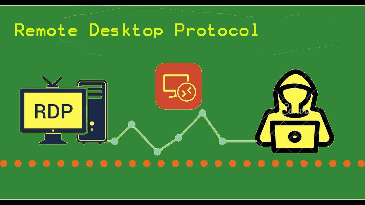 what is Remote Desktop Protocol