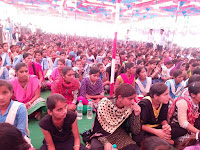 DPMGOI Fifth balika shicsha program
