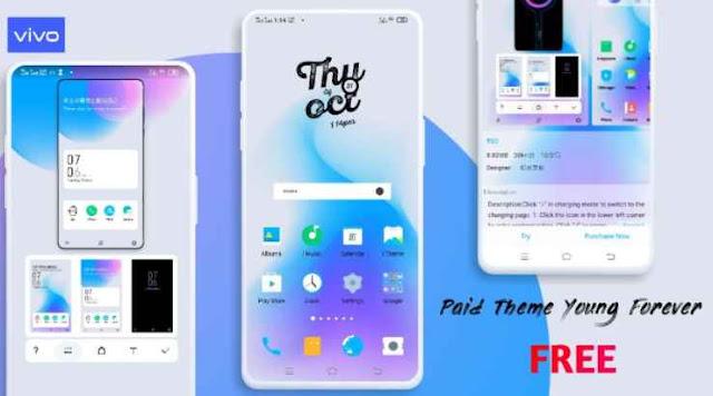 Best Funtouch OS Tema Vivo Itz Terbaru
