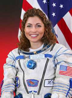 Anousheh Ansari the First Space Blogger