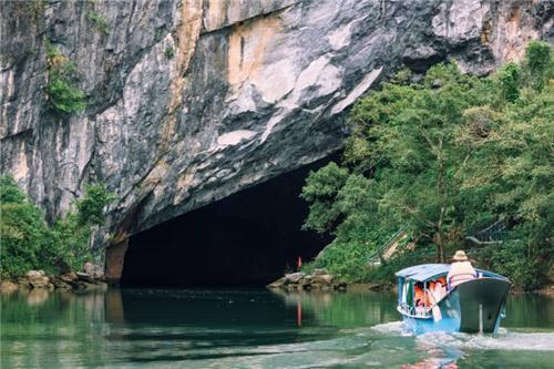 Thế giới ngầm rộng lớn dưới đất ở Việt Nam 4