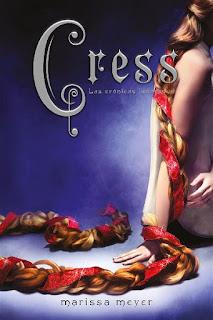 Cress    Crónicas lunares #3   Marissa Meyer