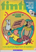 Les cigares du Pharaon + Ric Hochet, coups de griffes chez Bouglione