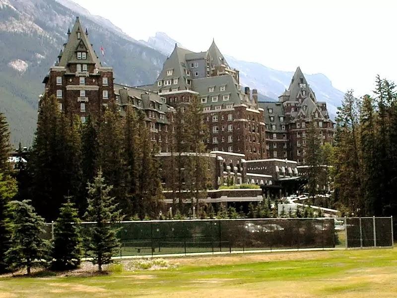 Haunted Banff Springs Hotel, Canada