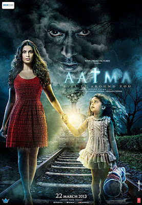 Aatma (2013) Hindi 720p WEBRip 700MB ESub
