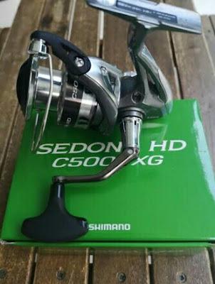 Shimano Sedona HD C5000XG
