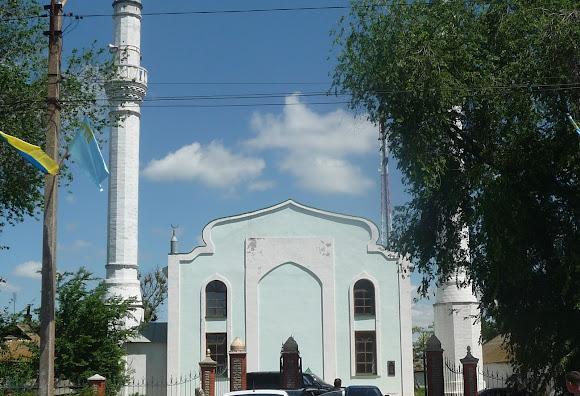 Новоалексеевка. Мечеть