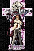 Death Note by Tsugumi Ohba and Takeshi Obata.
