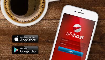 1GB For Free MTN Data Via Afrihost App