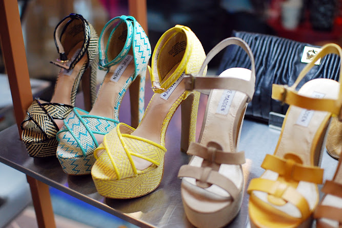 Steve Madden Street Party 2012 Shoes