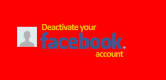 Deactivate FB Account Link