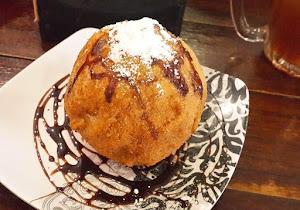 Resep Dan Cara Membuat Es Krim goreng