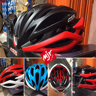 Helm Sepeda MXL sv100 mirip Specialized RINGAN