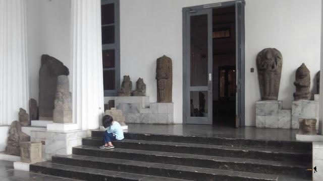 Pengalaman Pertama ke Museum Nasional alias Museum Gajah