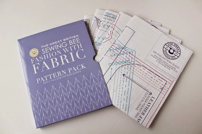 Tilly and the Buttons: The Great British Sewing Bee: Fashion with Fabric