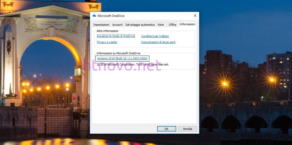 Informazioni-OneDrive