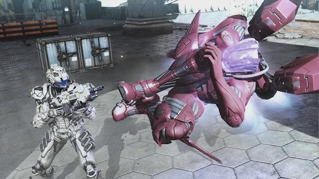 Análisis de Vanquish Remaster para Xbox One S