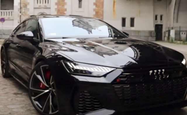 معلومات عن سيارة أودي سبورت