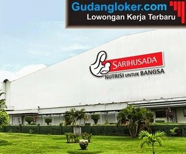 Lowongan Kerja PT Sarihusada Generasi Mahardhika (SGM)