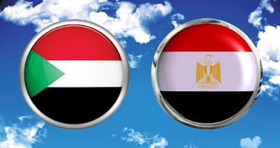 علم مصر والسودان