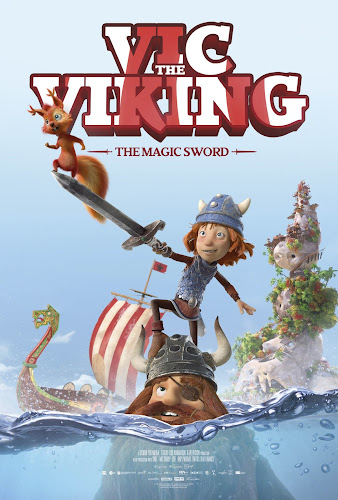 Vic the Viking and the Magic Sword (Web-DL 720p Español Latino) (2019)