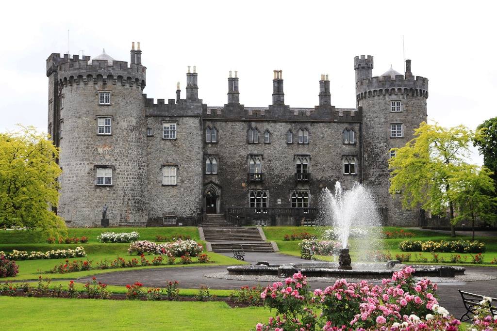 kilkenny castle tours ireland