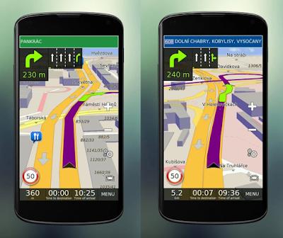 Aplikasi GPS Offline 3