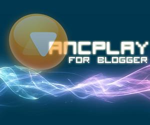 Tích hợp AncPlayer Media vào Template phim Blogspot
