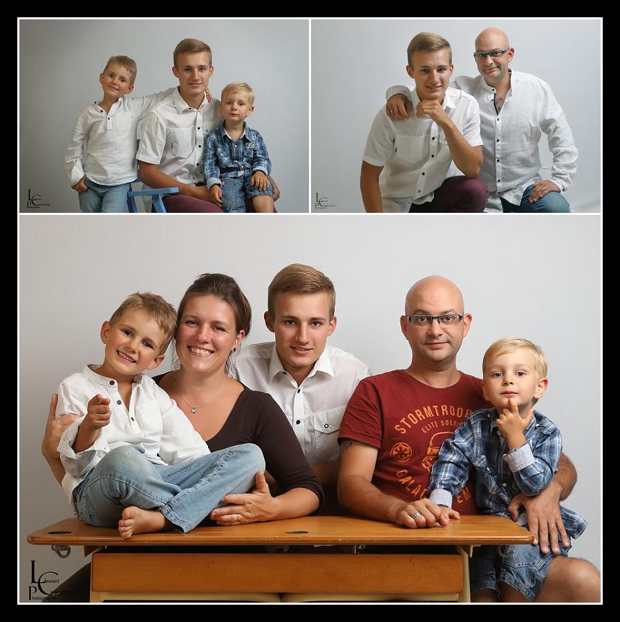 Laurent CHRISTOPHE Photographe - séance photo famille à domicile Angers
