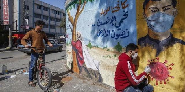 Israel Blokir Pengiriman 2.000 Dosis Vaksin Covid-19 Ke Jalur Gaza