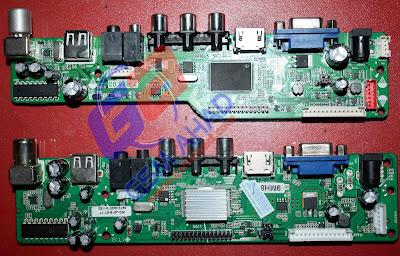 v56 Universal board firmware Download 1024X768,1280X1024,1366X768,1400X1050,1440X900,1600X900,1680X1050,1920X1080,1920X1200,1600X1200 (Flash file)