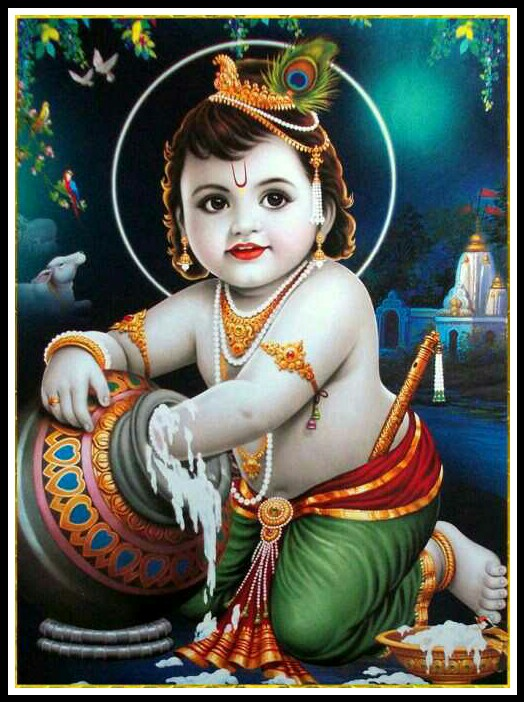 Free Download Images Of Baby Krishna : download, images, krishna, Krishna, Images, Radha, Download