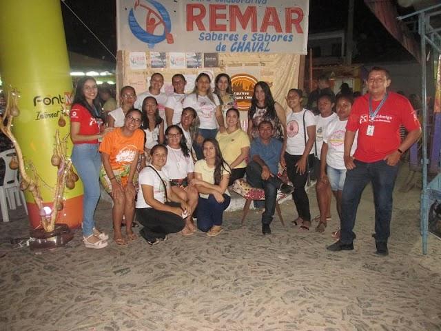 Fotos |  Feira Colaborativa REMAR - Saberes e Sabores de Chaval