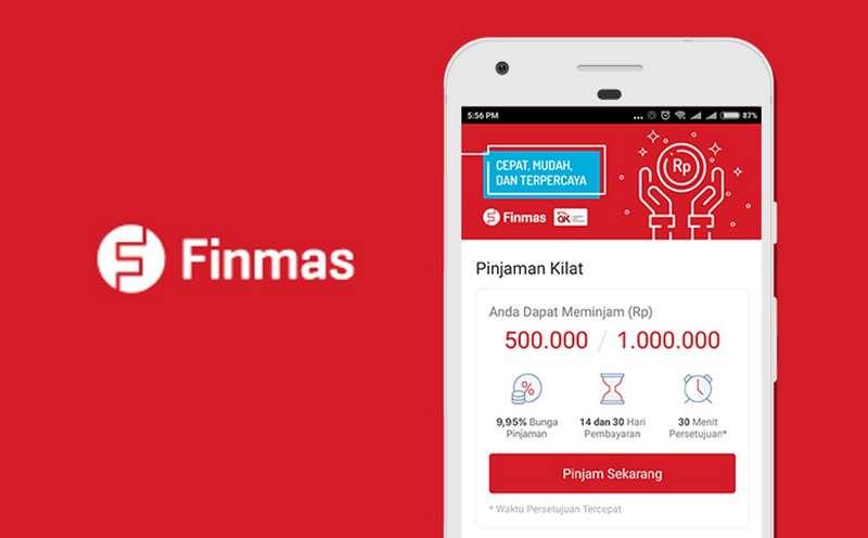 Pinjaman Online Finmas (finmas.co.id)