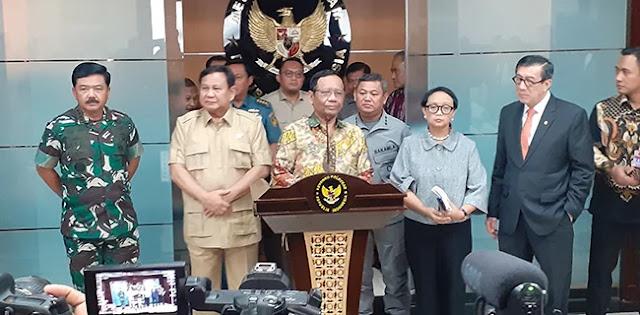 Menlu Retno Marsudi: Indonesia Tidak Akan Pernah Mengakui Nine Dashed-lines China