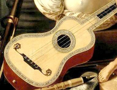 Datation Weber mandolines