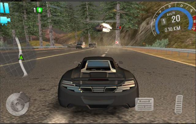 Game Mobil Simulator: Racer Underground Apk