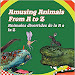Amusing Animals from A-Z: Animales divertidos de la A a la Z by Tawanda Marbury