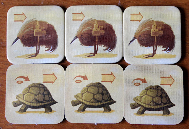 Near and Far - pack birds and pack tortoises | Random Nerdery