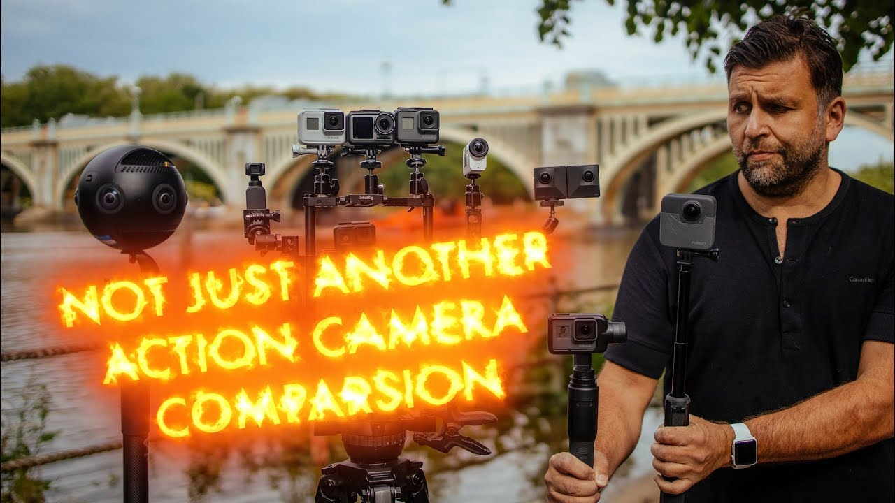 Not just another ACTION CAMERA comparison!!